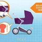 #宝宝##我要上热门##带娃神器#带孩子出去耍,哪两样东西能帮你减轻负担,安全出行?👍👍👍