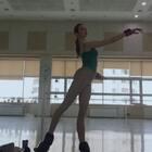 大長腿Sara Barbieri#舞蹈##芭蕾#