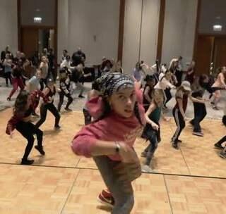 Chicago XV - Ysabelle Capitulé Bonus Intermediate 编舞#舞蹈##我要上热门#