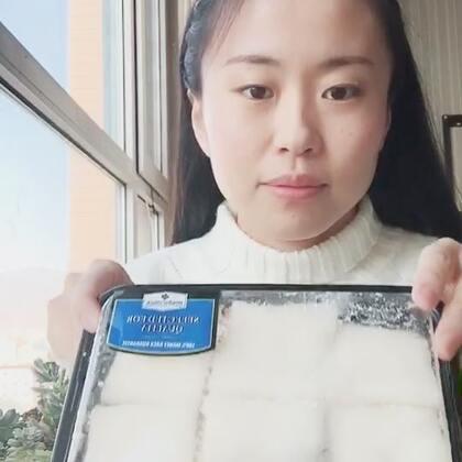 这个才是白玉卷亲们啊😳,我开辟了白玉卷的新吃法了😖#吃秀#不过我是不是买到了假的白玉卷啊,这个是一个南京美食买的,应该是又买错了地区了
