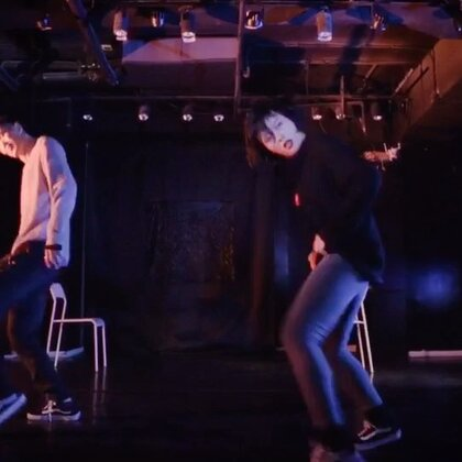 仙女绵的新编舞哦! @绵绵_Lim 这次和我们的Bobo老师一起哦! 简单的衣服舒服的舞哦 !@嘉禾舞社草桥店 #舞蹈##嘉禾舞社#