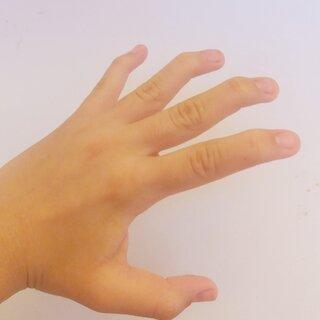 #奇葩手指大赛#@轩轩吖✌🏻