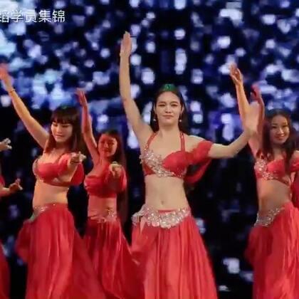 #单色舞蹈2017年优秀作品展演#你想跳舞吗?我想!王召老师创新改编#肚皮舞#《我想跳舞》,看着小姐姐们发自内心的笑容,完全被这份快乐感染了!