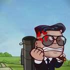 #你特么算什么东西!凭什么拿意大利炮轰我!##唐唐的烦恼生活#