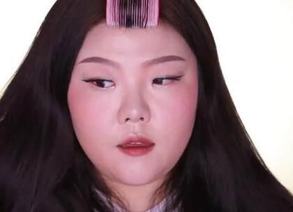 今天的亮点是唇妆哦~美美哒~(2) #美妆手帐#美女主播#化妆教程