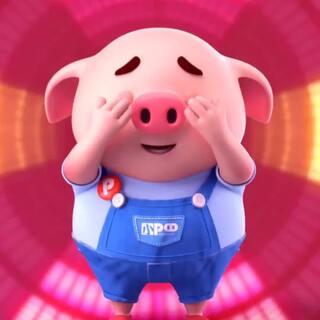 软萌小猪给你跳《全部都是你》手势舞啦❤️#十万支创意舞##手势舞#