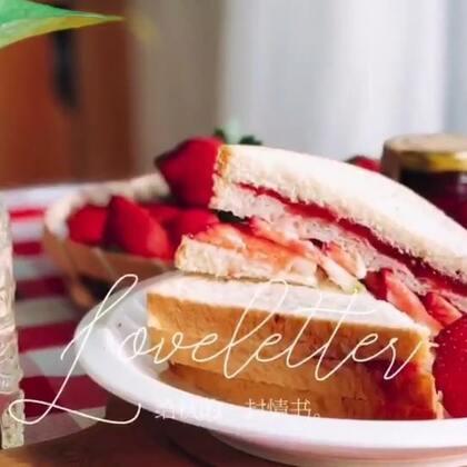 少女心的草莓早餐你喜欢么?做给自己喜欢的人也是很不错的呢,酸酸甜甜,那才是恋爱的味道,点赞➕转发➕关注➕评论抽两个送蜂蜜,关注@葫芦狗大人。 谢谢大家的支持❤❤❤#美食##吃秀##营养早餐表#