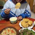 #吃秀##潇岩的早餐#与其仰望天空,不如拥抱大地,这样我们就不会太累!(大家早上好😊)点赞开始😘