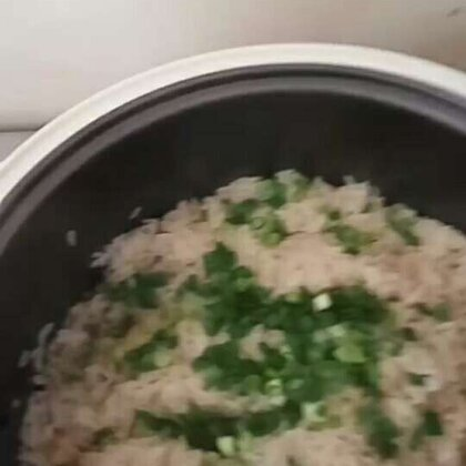#美食#香菇肉丝饭是葫芦爸最爱#曰常生活#
