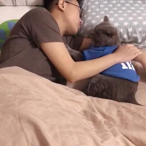 【im-max🐾美拍】为什么会有人睡觉这么可恶,没爱...