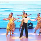 #2017单色少儿优秀舞蹈作品展演#可爱的#宝宝#们在这寒冷的冬日给你送上夏日的热情!拉丁舞《夏日乐悠悠》有没有融化你的心呢?🌈咨询#舞蹈#加微信danse68~