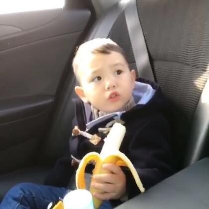去机场 在路上 带着Ethan和姥姥出去玩一圈 下周回来😜✌#在路上##热门##赶飞机##Ethan游记#