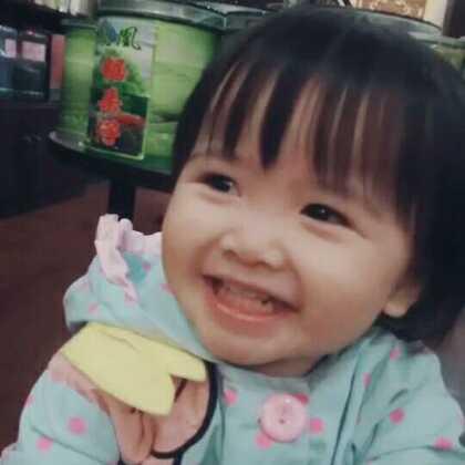 #宝宝##萌宝宝##可爱宝宝#古灵精怪的