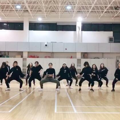 20171210#boom##jane kim编舞#中央民族大学社团练习