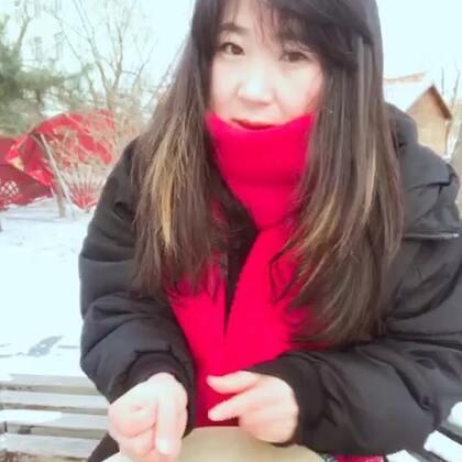 毛不易~#一程山路#,铁岭的第一场雪❄️