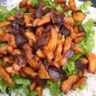 #鸡肉拌饭##热门##美食#喜欢双击加关注,每天分享美食教程,谢谢支持。