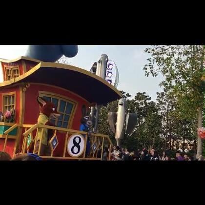 #上海迪士尼乐园#