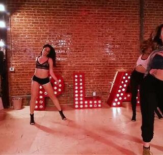 F it Up - Tank - Aliya Janell编舞 Queens N Lettos✨✨#舞蹈##我要上热门#