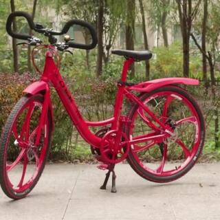 中国大叔重新发明了自行车,解决了老式自行车最大痛点,360°旋转任意踩踏👍#生活百科##涨姿势#