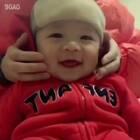 如果生孩子不是为了玩 ,那将毫无意义!哈哈哈!太萌了!#搞笑##宝宝#