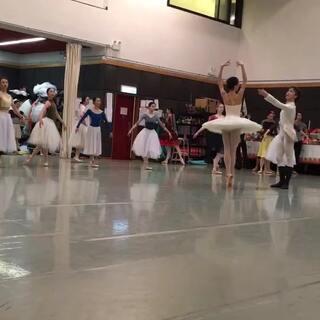 上一周,周六联排胡桃夹子 🤴🏼👸🏼🍬❄️🎄💂🏻♀️ #芭蕾##舞蹈##音樂#