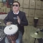 #音乐##非洲鼓##手鼓# 凯文先生 勇敢勇敢 非洲鼓 丽江手鼓