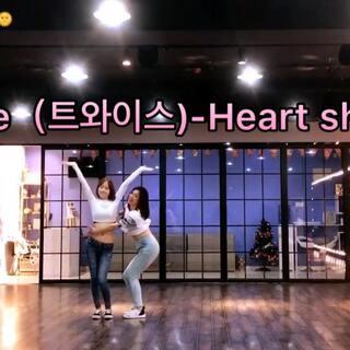 #heart shaker#翻跳!表白这次的歌好好听!#美拍dancecover大赛##舞蹈#