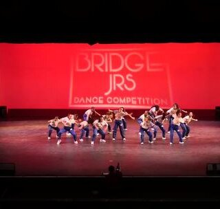 ill Habits 齐舞第一名👑 Bridge Jr's 2017 (Winter)✨✨#舞蹈##我要上热门#