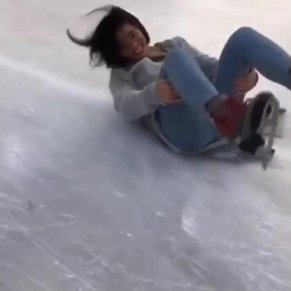 #精选#去滑冰的故事。。。