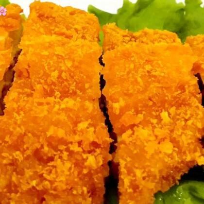 ✨香辣炸鸡排😋大吉大利,今晚吃鸡#美食##醉人的美味##自制炸鸡排#
