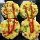 #米饭新吃法##热门##美食#喜欢双击加关注,每天分享美食教程,谢谢支持。