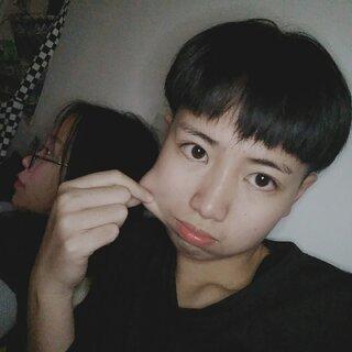 日常发骚#从长发到短发#