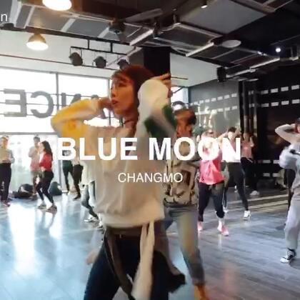 #bulemoon##舞蹈##我要上热门@美拍小助手# choreography :Nena/song:孝琳-blue moon/@GH5舞蹈工作室 每週六15:10-16:10 Nena class❤️