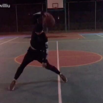 一鏡到底..一次成功...籃球!