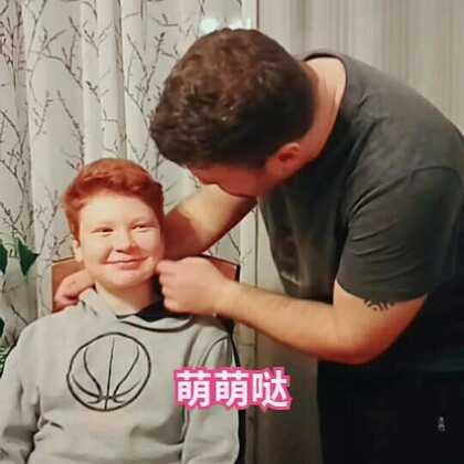 和我弟弟玩!playing with my brother 😊😂😭🔥#甜蜜的暴击##搞笑##歪果仁搞笑#
