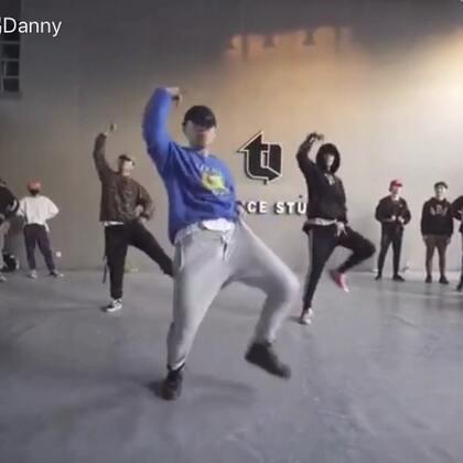 TIcamp CJ最后一节课#编舞#大大的欧美style!power孟在线中😜#舞蹈##小孟Danny#
