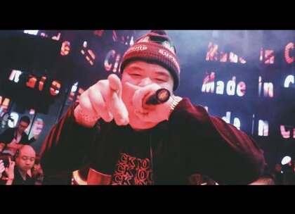 #成都##美拍有嘻哈#HIGHER BROTHER & IDEA 12/19 CAGO CLUB LIVE