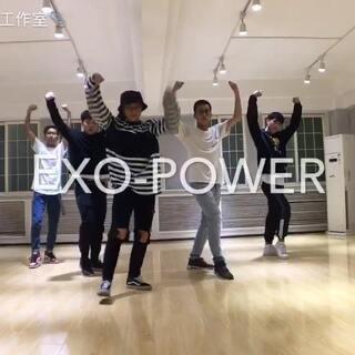 #美拍dancecover大赛#来一支#exo#的MV成品舞#power# 一个晚上现排现拍,为您呈上热乎乎的视频😃😃😃喜欢请点赞吧~