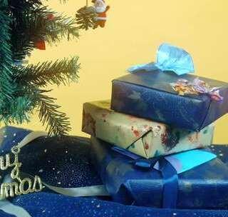 礼物包装太单一,4个神奇脑洞让你的礼物脱颖而出 #手工##涨姿势##我要上热门#