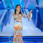 吉克隽逸出席2017中国十佳劳伦斯冠军奖颁奖盛典,现场带来一首《呼唤爱》♥️