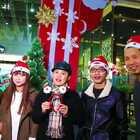 圣诞神曲诞生了,新鲜出炉,超搞笑!#圣诞节##美拍陪你过圣诞##平安夜#