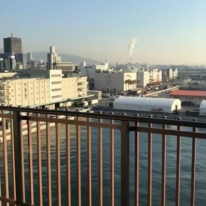 #吃秀##日常##日本神户港#一天的生活记录📝