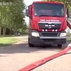 德国消防车满是黑科技,真的无话可说了