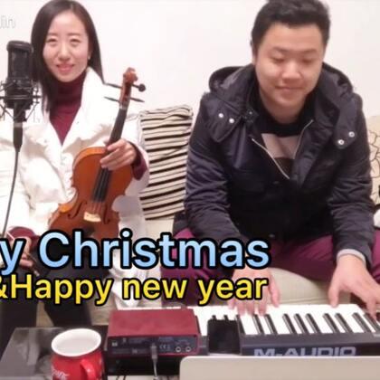 在平安夜里,与大宇老师合作一首《雪人》,祝大家圣诞快乐🎄@大宇小星 @美拍小助手 @音乐频道官方账号 #钢琴##小提琴##音乐#