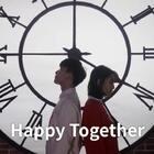 Happy Together圣诞颂,再一次和慧恩合作,非常感谢海莹的拍摄🎬,圣诞快乐!merry Christmas~#音乐##翻唱##美拍陪你过圣诞#