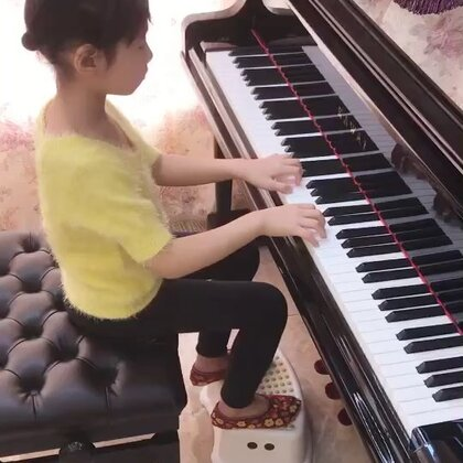 """🎹小奏鸣曲""""库劳Op.20 No.1""""🎹提速和强弱练习中……"""