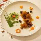 <小鸡炖蘑菇>没有火鸡,没有烤鸡,只有意境版的小鸡炖蘑菇#圣诞##美食##海椒记#