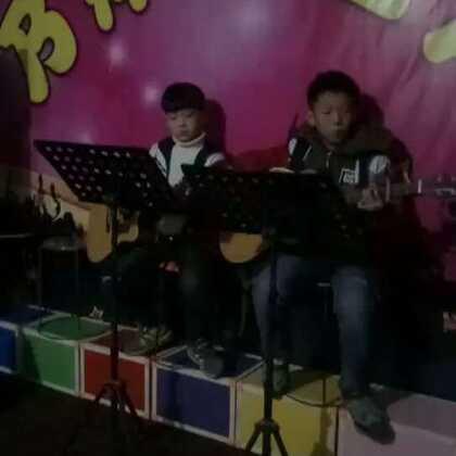 #U乐国际娱乐#爱徒弹唱张三的歌