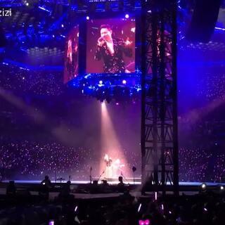 #张学友##演唱会##上海# 听哭了