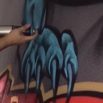#涂鸦##graffiti##画画#